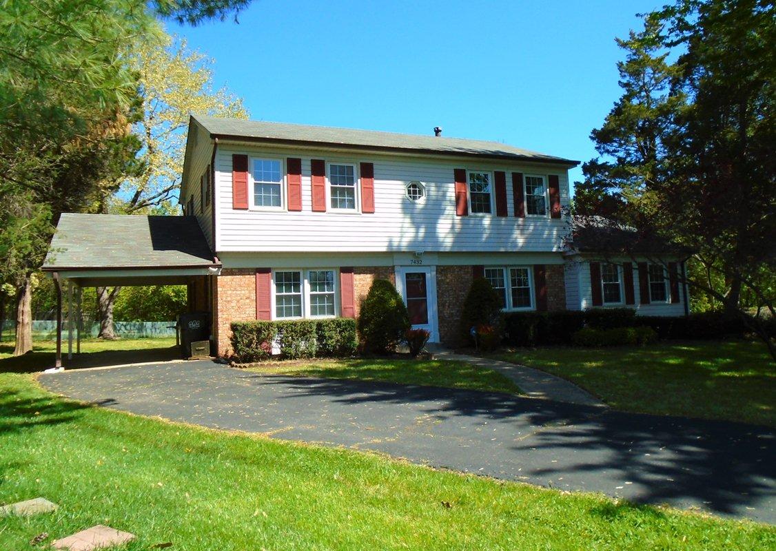 Alexandria Virginia home for rent