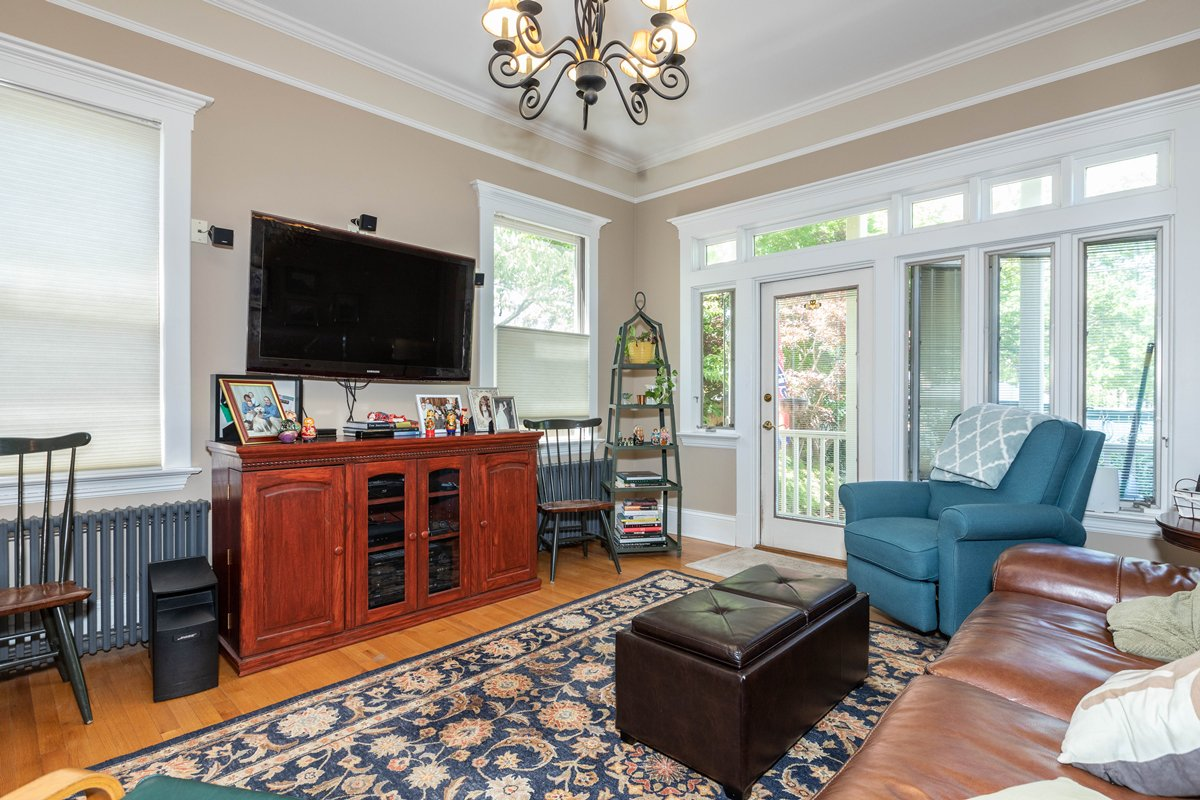 Norfolk home for sale with historic features.